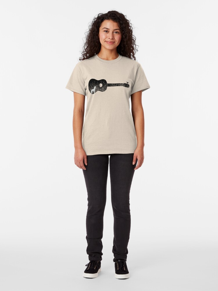 Alternate view of Night sounds Classic T-Shirt