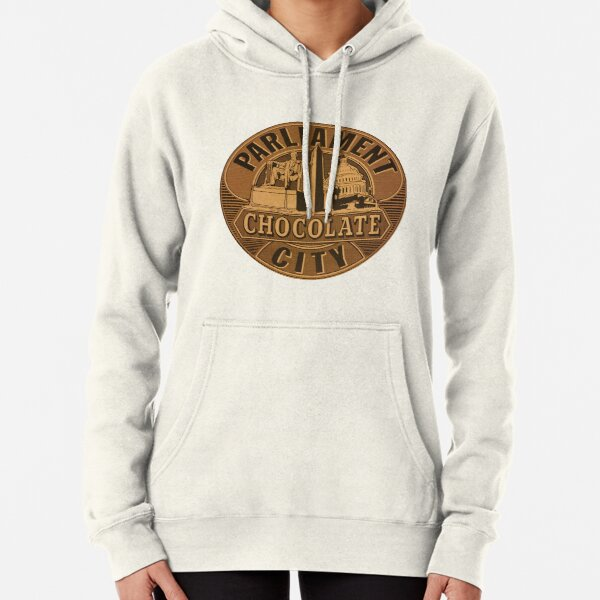 Parliament - Chocolate City: OFFICIAL MERCH Pullover Hoodie
