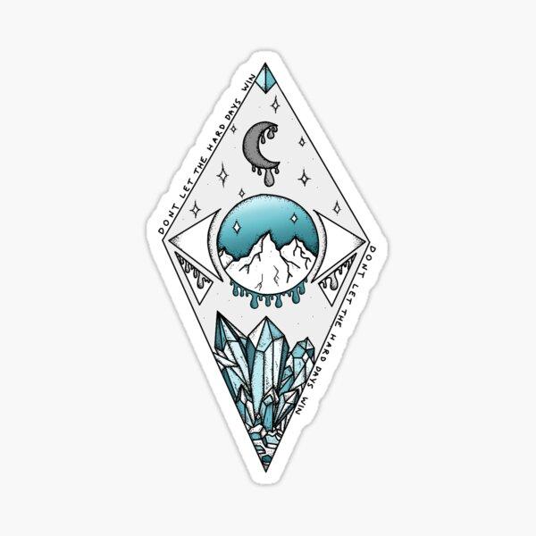 Court of Dreams Sticker