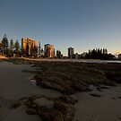 Snapper Rocks by davecourt