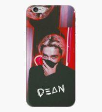 DΞΔN / DEAN- Red iPhone Case