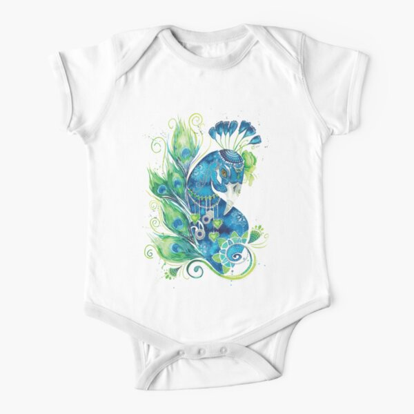Funny Fox Head Cute Cool Baby Grow Bodysuit Baby Suit Ideal Gift Unisex 2429