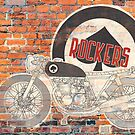 Mods VS Rockers - Rockers by JonahVD