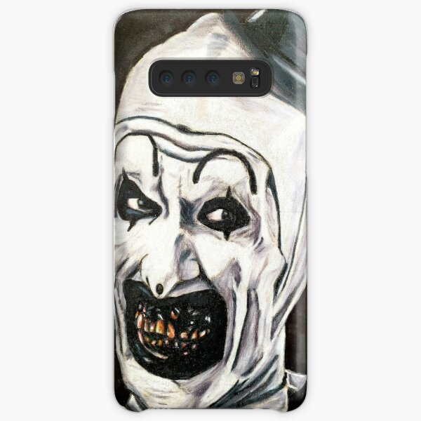 Art the clown of the terrifier  Samsung Galaxy Snap Case