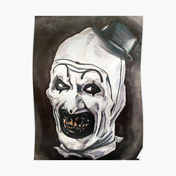 Art the clown of the terrifier  Poster