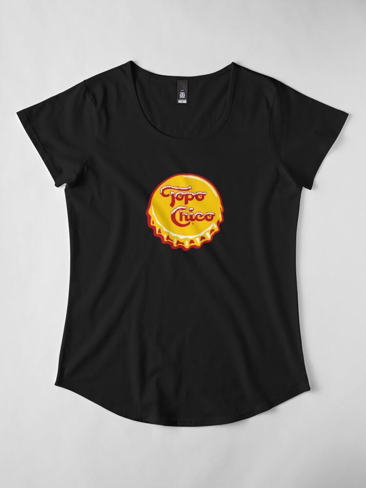 Alternative Ansicht von Topo Chico Premium Rundhals-Shirt