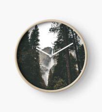 Waterfall  Clock