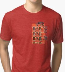 Upper East Side New York Tri-blend T-Shirt 7f35c3f4c09