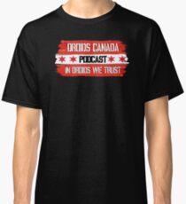 In Droids We Trust Classic T-Shirt