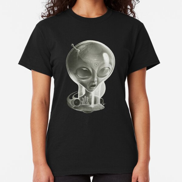 Alien IV (Decompressed) Classic T-Shirt