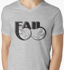 Fail Men's V-Neck T-Shirt