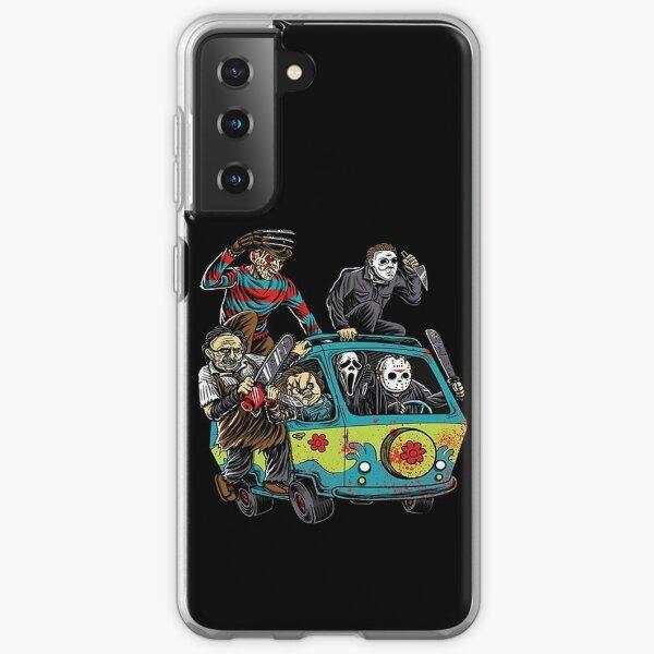Horror Samsung Galaxy Soft Case