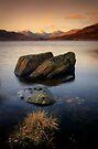 Loch Arklet , Trossachs by David Mould