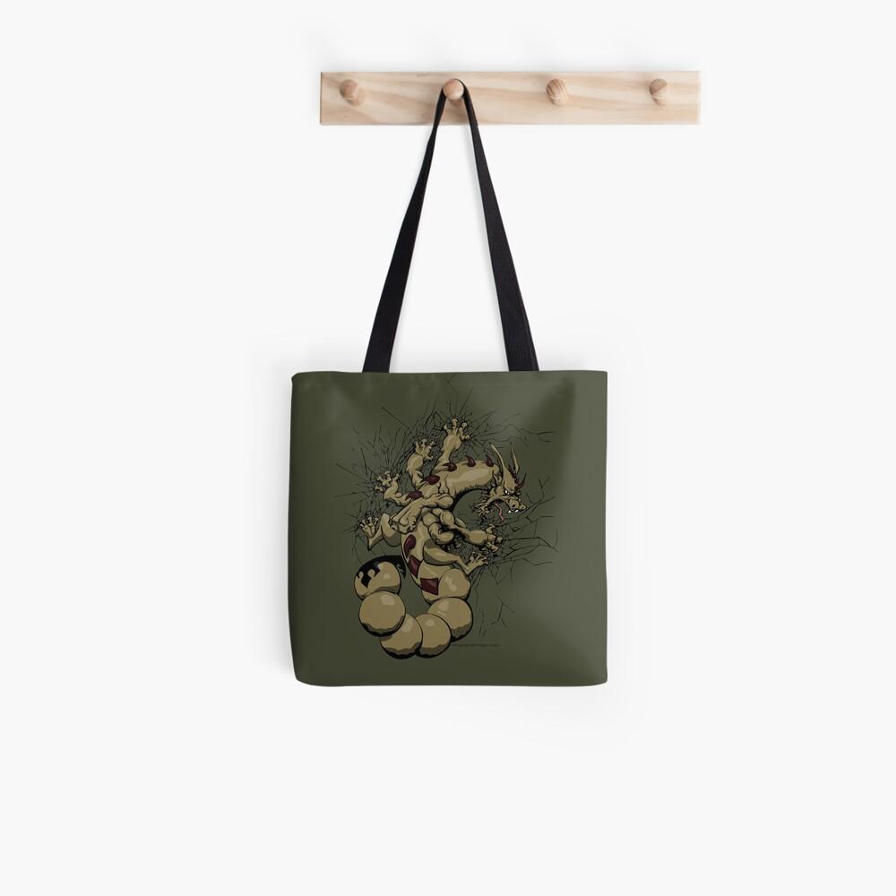 Escorpión Tote Bag