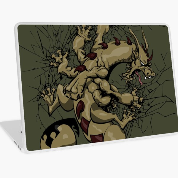 Escorpión Laptop Skin