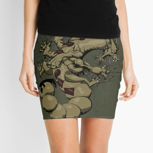 Escorpión Mini Skirt