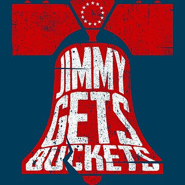 Jimmy Gets Buckets by huckblade