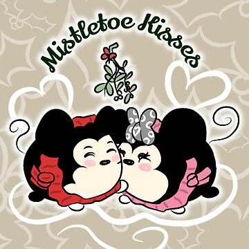 Mistletoe Kisses by Katastra