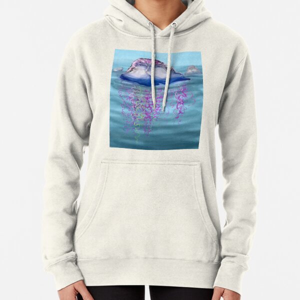 Portuguese man-of-war Pullover Hoodie