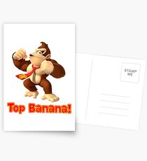Top Banana Postcards