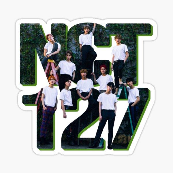 NCT 127 Pegatina