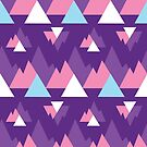 Purple mountains holidays by oksancia