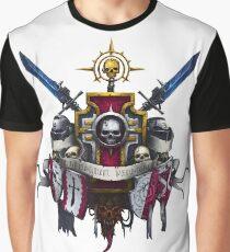 Ordo Malleus / Grey Knight Heraldry Graphic T-Shirt