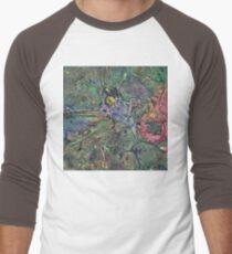 Lepidoptera 3 Men's Baseball ¾ T-Shirt
