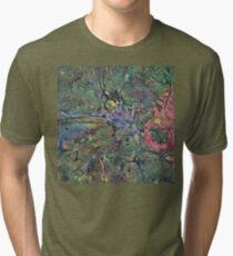 Lepidoptera 3 Tri-blend T-Shirt