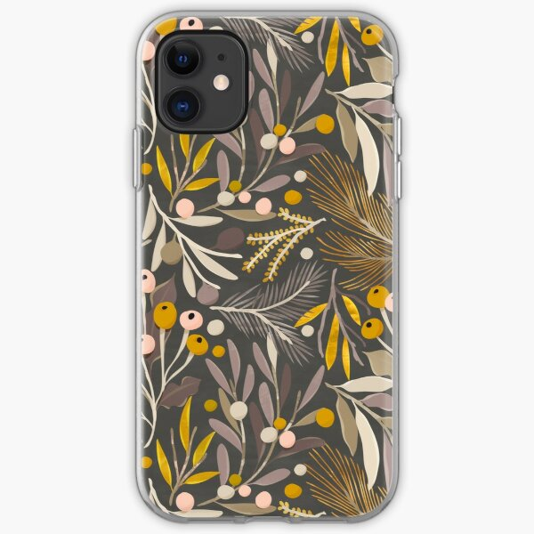 November iPhone Soft Case
