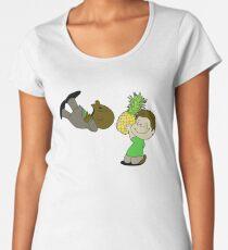 Camiseta premium para mujer ¡Psicoanalizar!