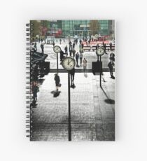 Are There Enough Hours in the Day? Spiral Notebook