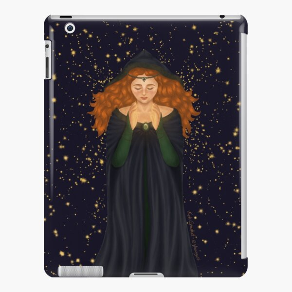 The Fire of the Stars iPad Snap Case