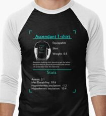 Ark Survival - Ascendant T shirt Men's Baseball ¾ T-Shirt