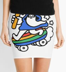 The Raddest Wizard of All Time Mini Skirt