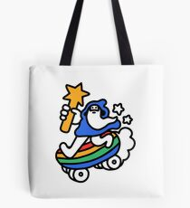 The Raddest Wizard of All Time Tote Bag