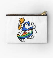 The Raddest Wizard of All Time Zipper Pouch