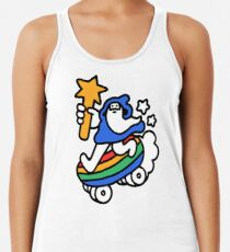 The Raddest Wizard of All Time Racerback Tank Top