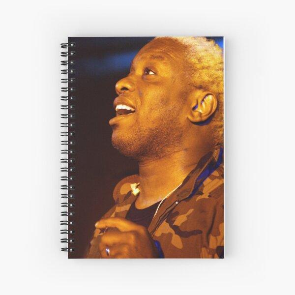 Corey Glover. Spiral Notebook