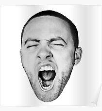 Yawning Poster