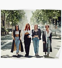 Little Mix LM5 Poster