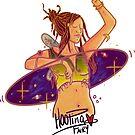 Hooping Fairy by Daniel Watts