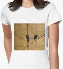 Shoes Can Fly too Women's Fitted T-Shirt