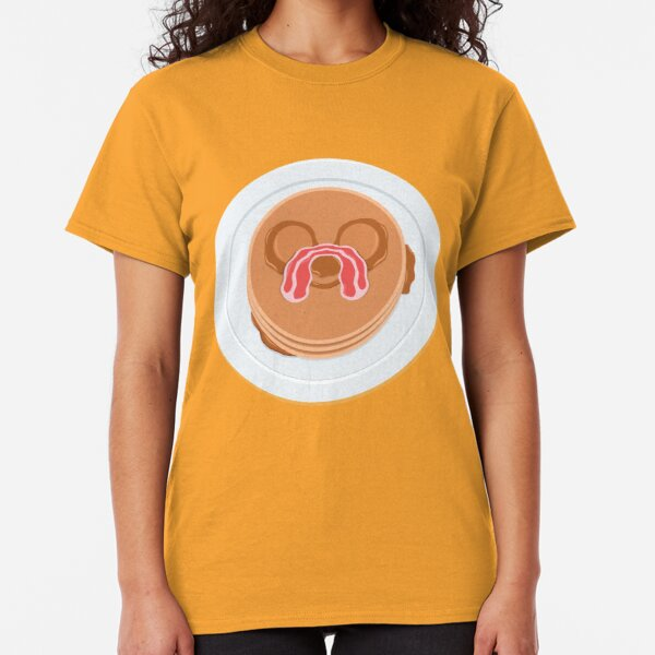 Bacon Pancakes | Adventure Time Classic T-Shirt