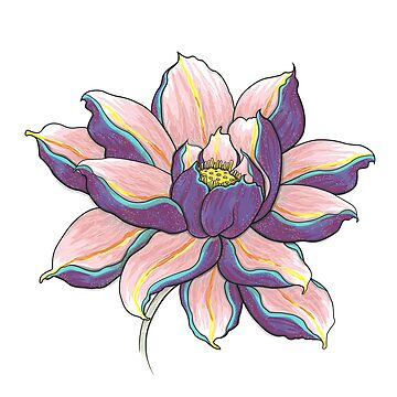 Violet Lotus de runcatrun