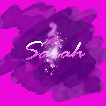 Sarah in pink and purple glow by craig777red
