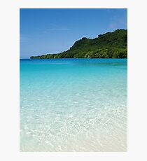 crystal clear. Photographic Print