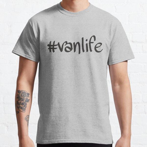Hashtag Vanlife (Casual) Classic T-Shirt