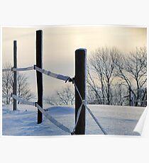 Winterscene Poster