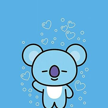 BT21 Phone Case - Koya by ZeroKara